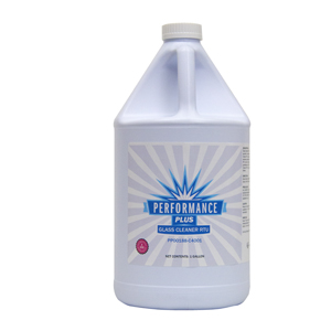 PP00188-C4001 Performance Plus - Glass Cleaner - 1 gallon