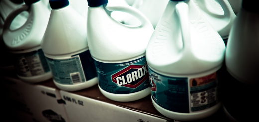 clorox shelf life