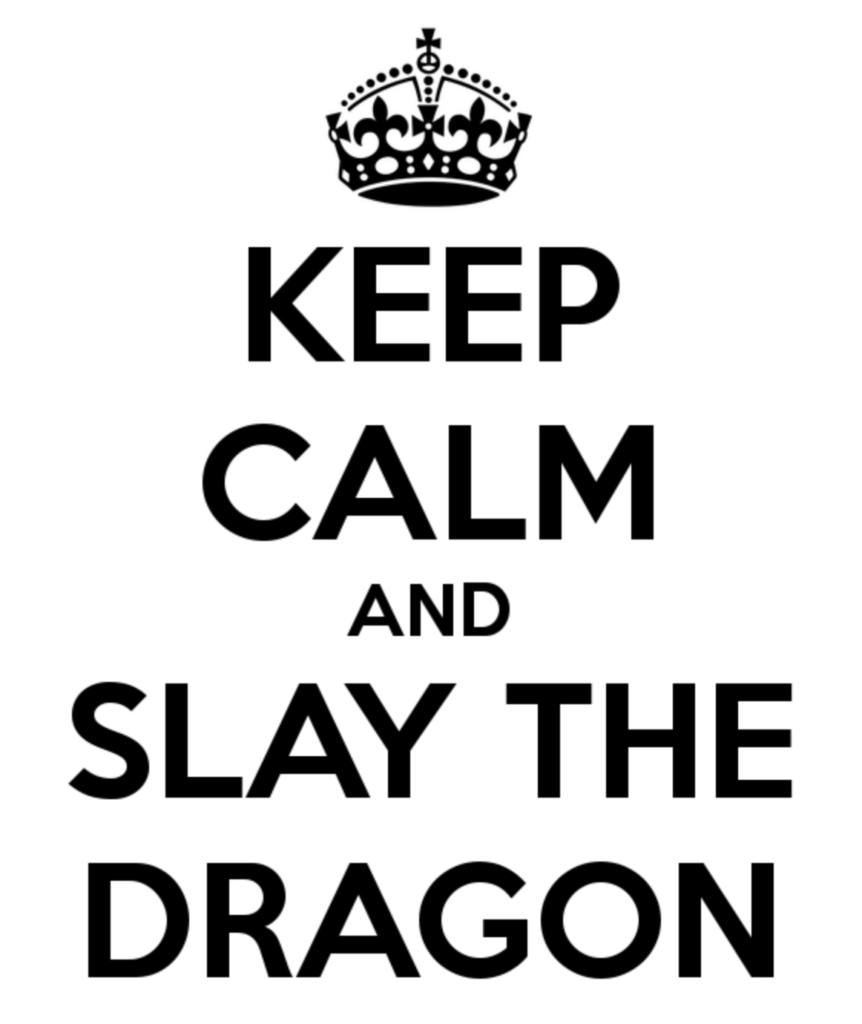 KeepCalmDragon